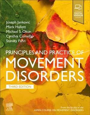 Principles and Practice of Movement Disorders de Joseph Jankovic