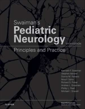 Swaiman's Pediatric Neurology