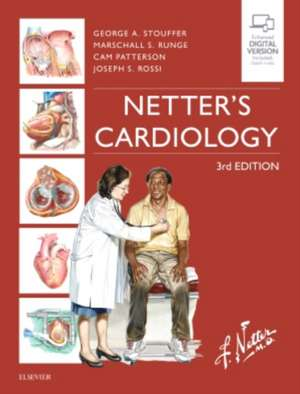 Netter's Cardiology de George Stouffer