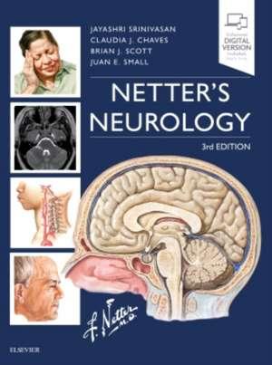 Netter's Neurology de Jayashri Srinivasan