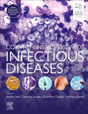 Comprehensive Review of Infectious Diseases imagine