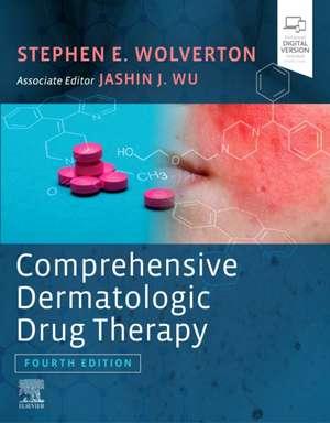 Comprehensive Dermatologic Drug Therapy de Stephen E. Wolverton