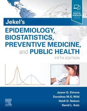 Jekel's Epidemiology, Biostatistics, Preventive Medicine, and Public Health imagine