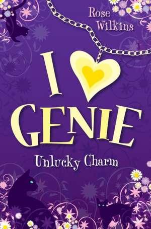 I LOVE GENIE... UNLUCKY CHARM