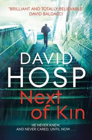 Next of Kin de David Hosp