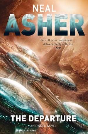 The Departure de Neal Asher