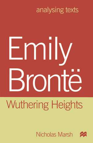 Emily Bronte: Wuthering Heights