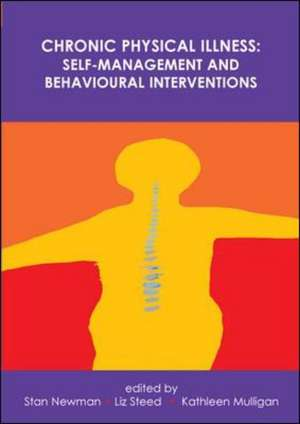 Chronic Physical Illness: Self-Management and Behavioural Interventions