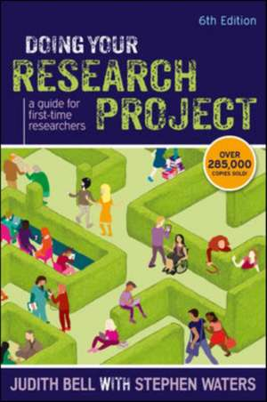 Doing Your Research Project: A Guide for First-time Researchers imagine
