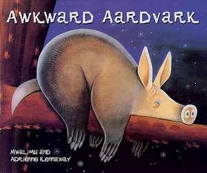 African Animal Tales: Awkward Aardvark