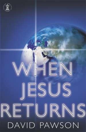 When Jesus Returns imagine