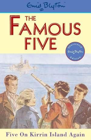 Famous Five: Five On Kirrin Island Again de Enid Blyton
