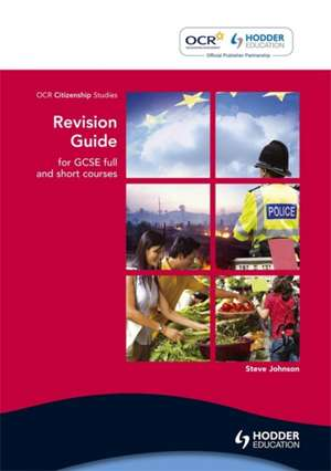 OCR Citizenship Studies Revision Guide for GCSE