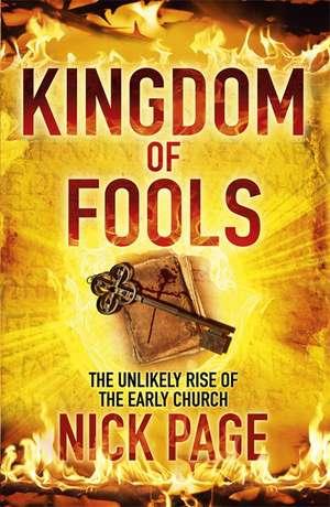 Page, N: Kingdom of Fools imagine