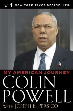 My American Journey de Colin Powell