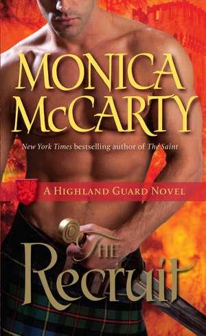 The Recruit de Monica McCarty