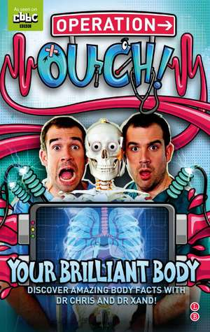 Operation Ouch: Your Brilliant Body imagine