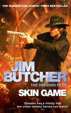Skin Game de Jim Butcher