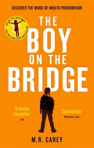 The Boy on the Bridge de M. R. Carey