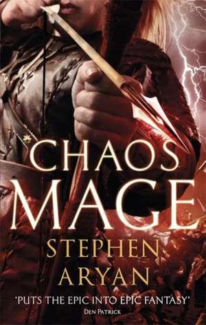 Chaosmage de Stephen Aryan