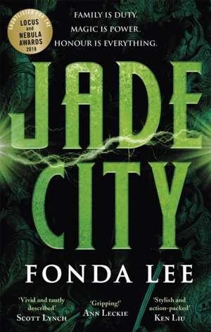 Jade City de Fonda Lee