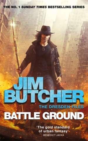 Battle Ground de Jim Butcher