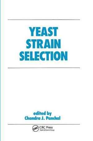 Yeast Strain Selection