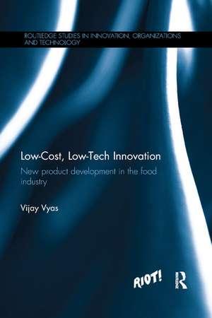 Low-Cost, Low-Tech Innovation de Vijay S. Vyas