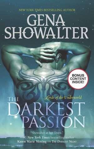 The Darkest Passion de Gena Showalter