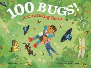100 Bugs! de Kate Narita