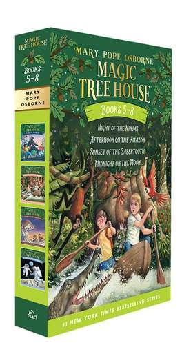 Magic Tree House #5-8:  A Visual Biography of Theodor Seuss Geisel de Mary Pope Osborne