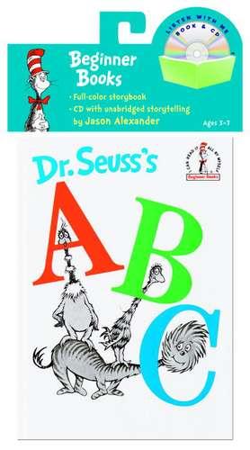 Dr. Seuss's ABC [With CD] imagine