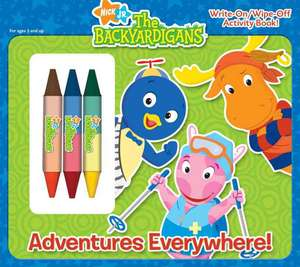 Adventures Everywhere! de Golden Books
