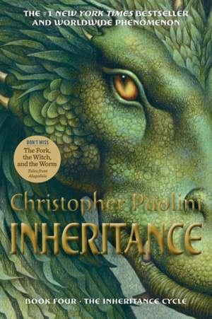 Inheritance; Or the Vault of Souls
