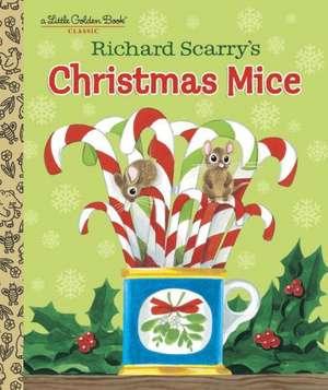 Richard Scarry's Christmas Mice