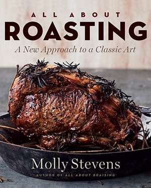 All About Roasting – A New Approach to a Classic Art