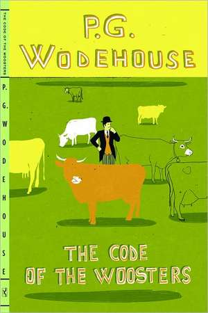 The Code of the Woosters de P. G. Wodehouse