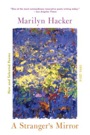 A Stranger`s Mirror – New and Selected Poems 1994–2014