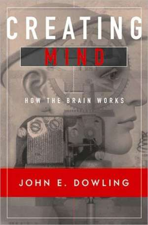 Creating Mind – How the Brain Works (Paper)