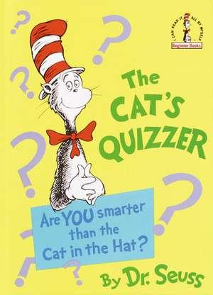The Cat's Quizzer de  Dr. Seuss