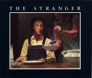 The Stranger de Chris Van Allsburg