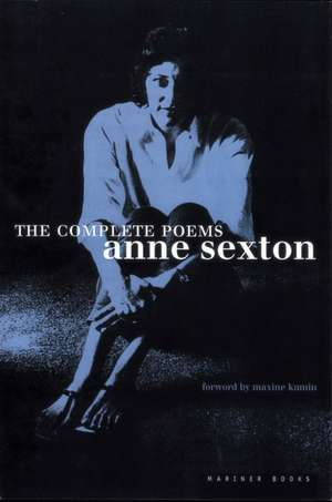 The Complete Poems: Anne Sexton de Anne Sexton