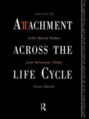 Attachment Across the Life Cycle imagine
