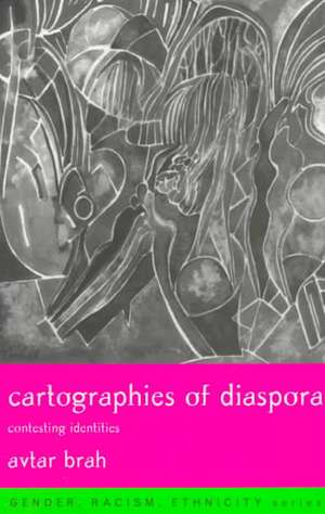 Cartographies of Diaspora imagine