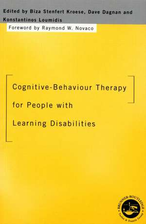 Cognitive-Behaviour Therapy for People with Learning Disabilities