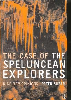 The Case of the Speluncean Explorers imagine