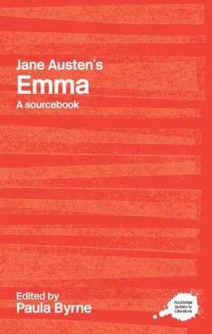 "Routledge Library Sourcebook on Jane Austen's ""Emma"" imagine"