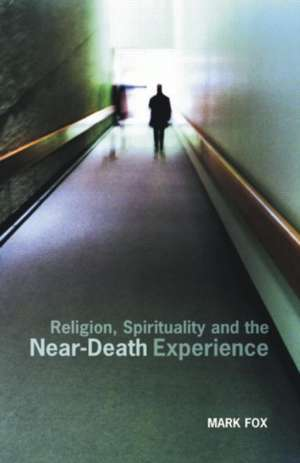 Religion, Spirituality & the Near-Death Experience imagine