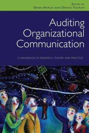 Auditing Organizational Communication imagine