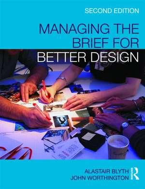 Managing the Brief for Better Design imagine